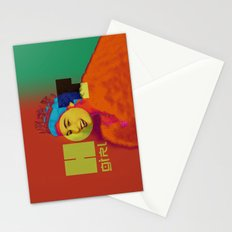Hot Girl Hot Queen Stationery Cards