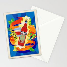 Vintage Cordial Campari Limited Edition Advertisement Poster #2 of 8 originally limited to 70 by Ugo Stationery Cards