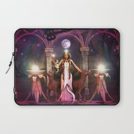 Keeper of the Flame- HEKATE Laptop Sleeve