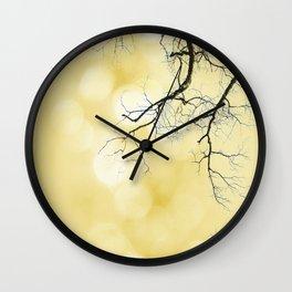 Honey & Vanilla Wall Clock