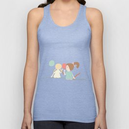 At The Carnival Unisex Tank Top
