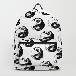The Tao of Pug Backpack