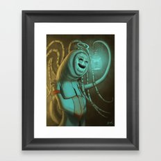 The Entomologist Framed Art Print