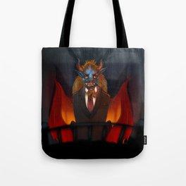 il Diavolo Tote Bag