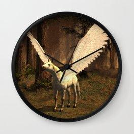 Pegasus, Winged Horse Wall Clock