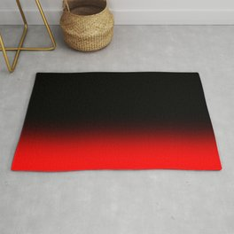 Fade To Red Rug