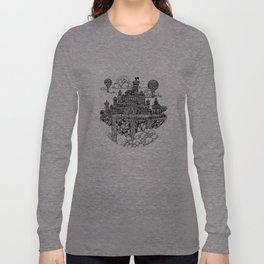 Floating city Long Sleeve T-shirt