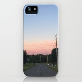 Back Home iPhone Case
