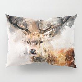 Deer Pillow Sham