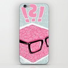 Brainbox iPhone & iPod Skin