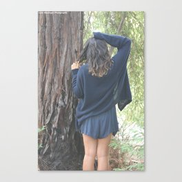 Forest Loving Canvas Print