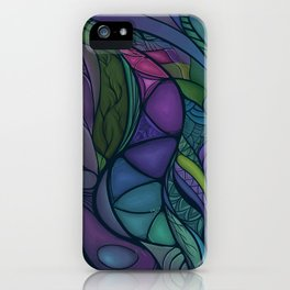 Flow of Time iPhone Case