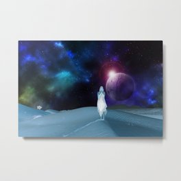 Moonchild Wanderlust Metal Print