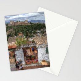 El Balcon de San Nicola Stationery Cards