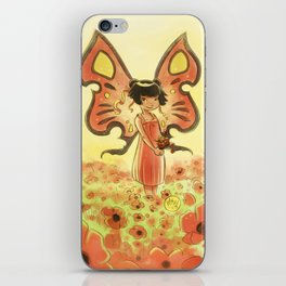 Goblins Drool, Fairies Rule! - Poppy Smock iPhone Skin