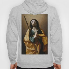 Saint James the Great by Guido Reni (c 1638) Hoody