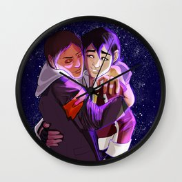 Just Like This Wall Clock