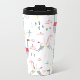 MerryGoRound Travel Mug