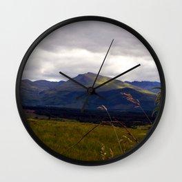 Another Scottish Highland Landscape Wall Clock