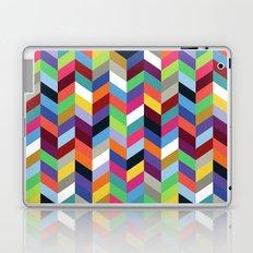 Chevronica Series: Soirée Laptop & iPad Skin