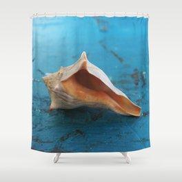 Secrets of the Ocean Shower Curtain