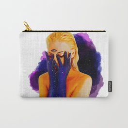 Divine Feminine 1 ( We Are The Cosmos ) Carry-All Pouch