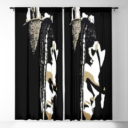 Africa 11 Blackout Curtain