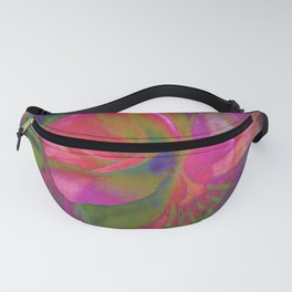 Flowers Are Music Fanny Pack