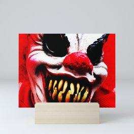 Clown 1 Mini Art Print