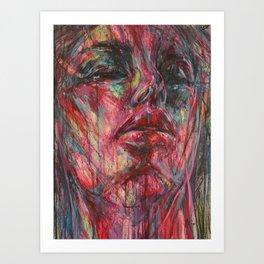 Immersion Art Print