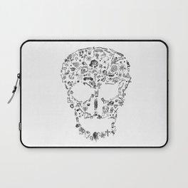Skull Laptop Sleeve