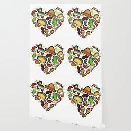 Love Cinco De Mayo Mexican Party Costume Wallpaper