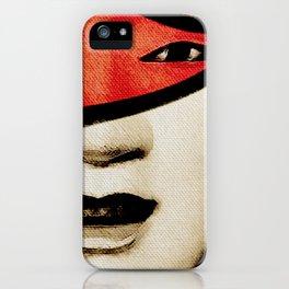 遊び心 (Joker Spirit) iPhone Case