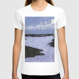 """""""Wolf Lake"""" T-shirt"""
