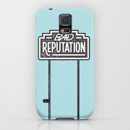 Bad Reputation iPhone Case