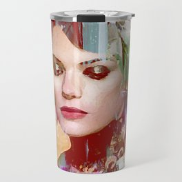 Vengeance of a betrayed woman Travel Mug