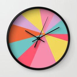 Sorbet Ole Wall Clock
