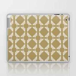 Teak Arts and Crafts Butterflies Laptop & iPad Skin