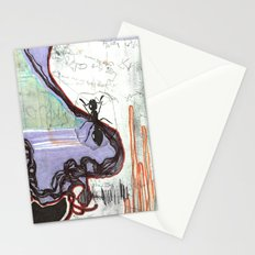 Space Voyage Stationery Cards