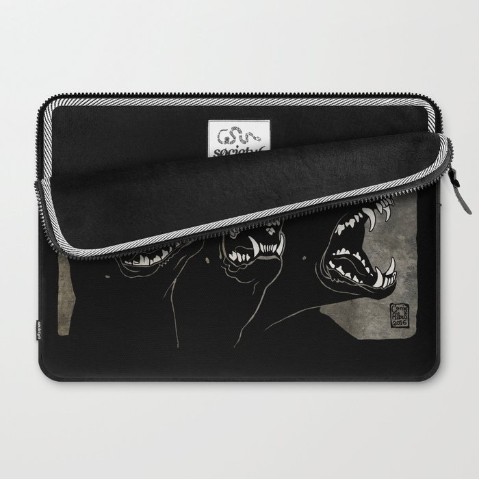 Impulses Laptop Sleeve