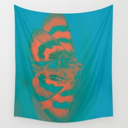 To Flame Wall Tapestry