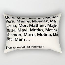 Mothers Day VII Rectangular Pillow
