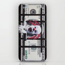 100 Dollar Bill iPhone Skin