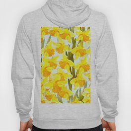 Spring Breeze With Yellow Flowers #decor #society6 #buyart Hoody
