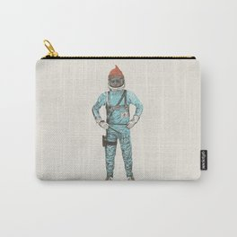 Zissou In Space Carry-All Pouch