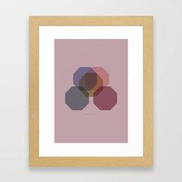 Rose Eight Framed Art Print