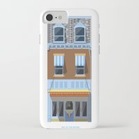 movies iPhone & iPod Cases featuring Day at the Movies by Chris Redford