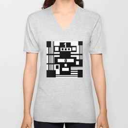 Between causes Unisex V-Neck
