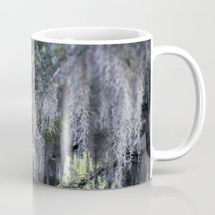 New Orleans Spanish Moss Coffee Mug