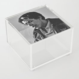 Obama Smoking Marijuana Acrylic Box